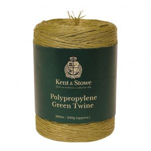 Kent & Stowe Poly Green Twine in pack