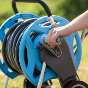 flopro hose and cart 30m winding in