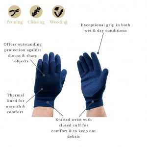 Thermal Lined Ultimate All-Round Gardening Gloves