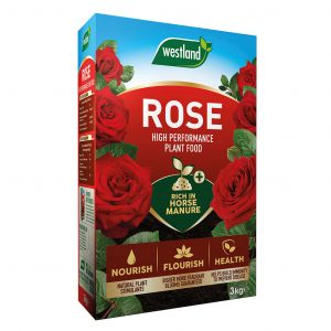 Specialist Rose Food 3KG Box