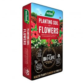 Westland Bio-Life Planting Soil for Flowers