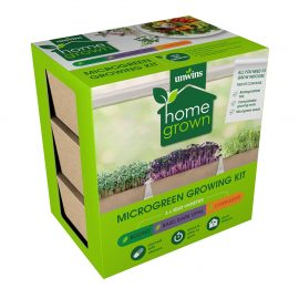 Homegrown Microgreen Growing Kit