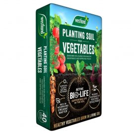 Westland Bio-Life Planting Soil for Vegetables
