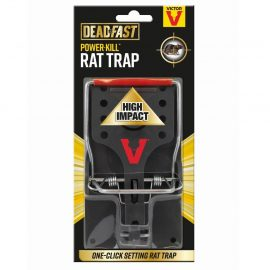 Deadfast Power-Kill Rat Trap in pack