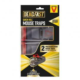 Deadfast Quick-Kill Mouse Traps