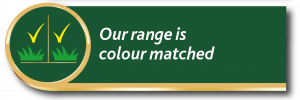 Gro-sure lawn seed promise: our range is colour matched