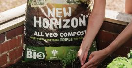 How to grow vegetables with New Horizon